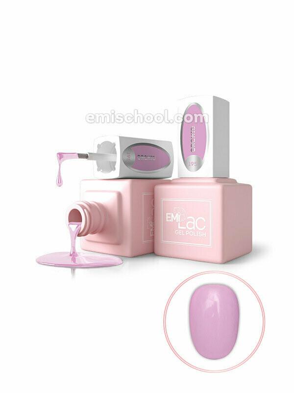 E.MiLac PR Orchid #195, 9 ml.