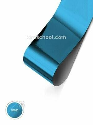 Foil glossy Sky Blue, 1.5 m.