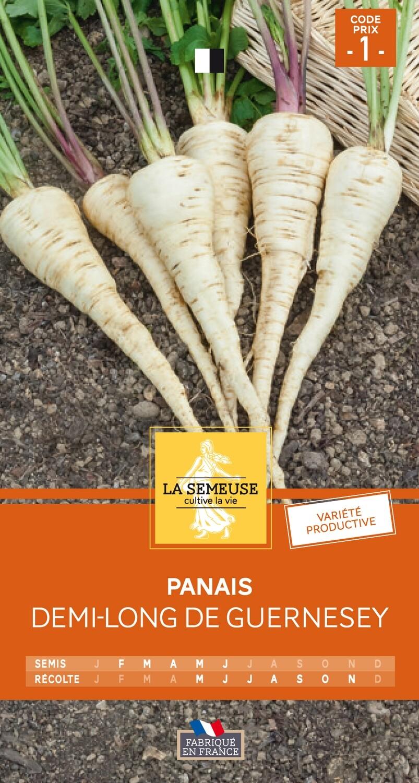 PANAIS 1/2 LONG DE GUERNESEY