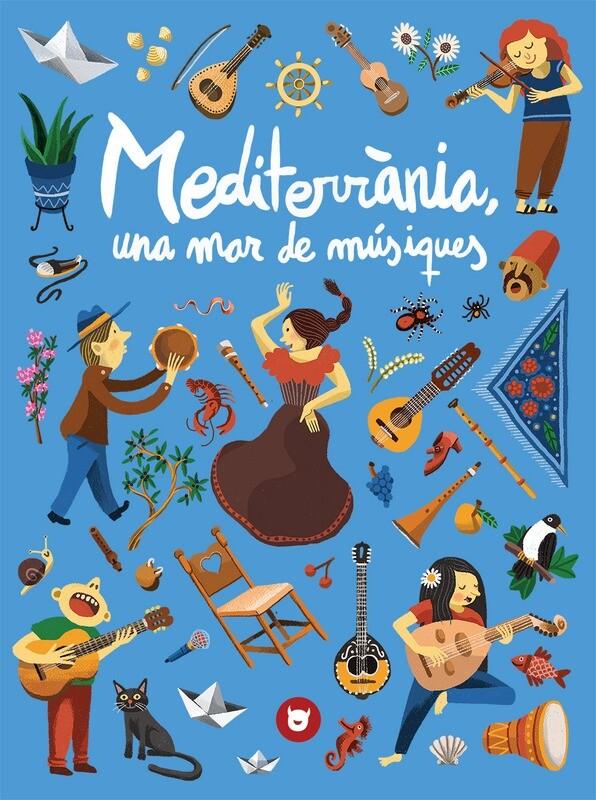 Mediterrània, una mar de músiques