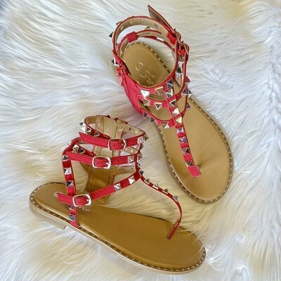 Alaya Ankle Strap Sandals