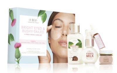 Bright Eyed & Bushy-Tailed 4-Piece Facial Care Set