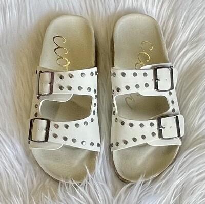 Tilly Buckle Sandal