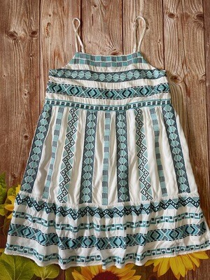Tenley Embroidered Dress