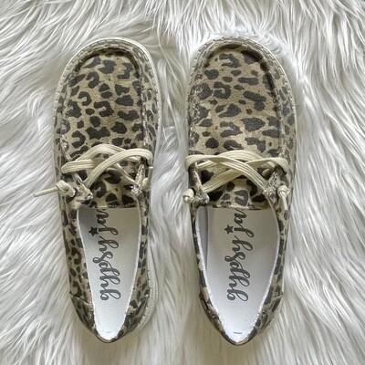 Jazzy Cheetah Slip On by Gypsy Jazz