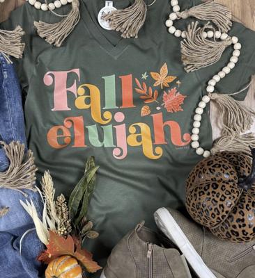 Fall-elujah Tee