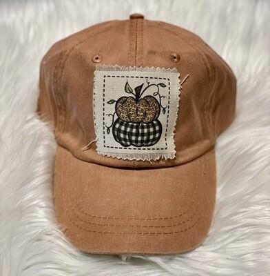 Pumpkin Duo Hat