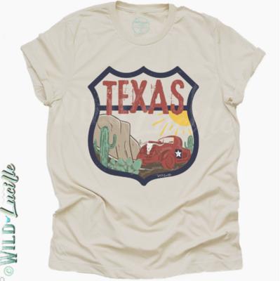 Destination Texas Tee