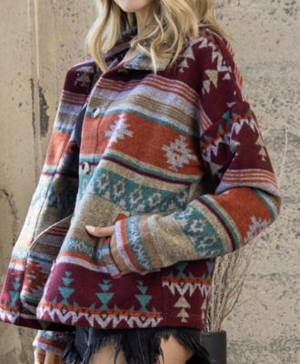 Santa Fe Aztec Jacket