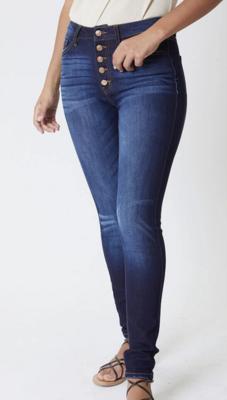 Josie HR Curvy Jeans by KanCan