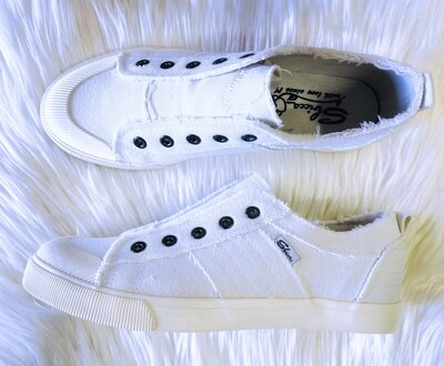 Ivory Slip On Sneaker by Sbicca