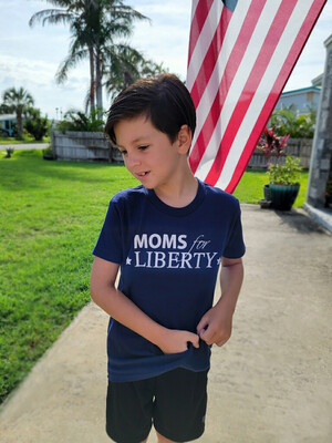Moms for Liberty Childs T-Shirt