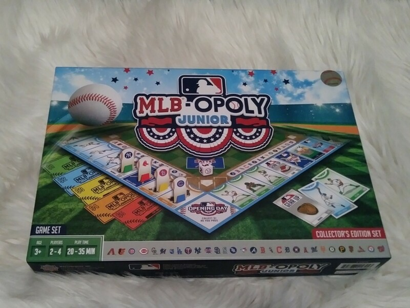 MLB-Opoly Junior
