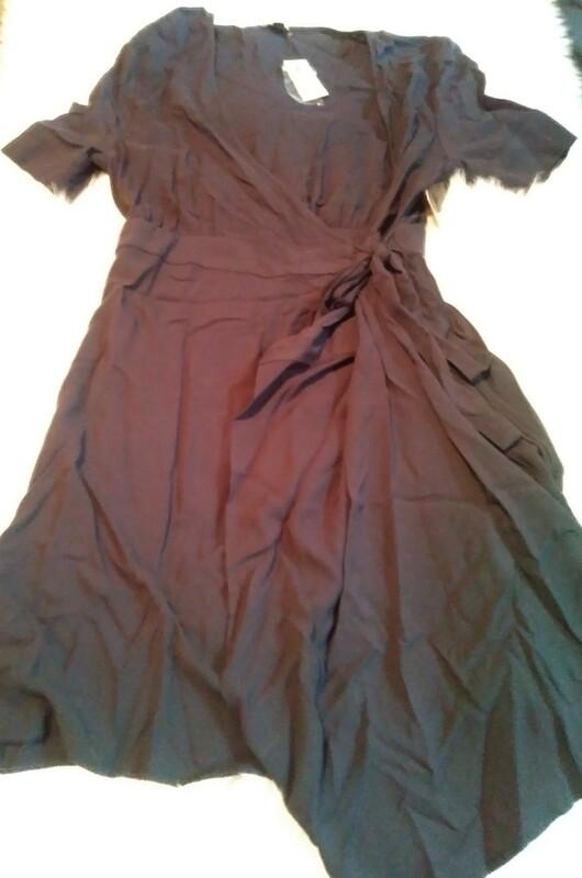 Express XS Women's Navy Blue Dress