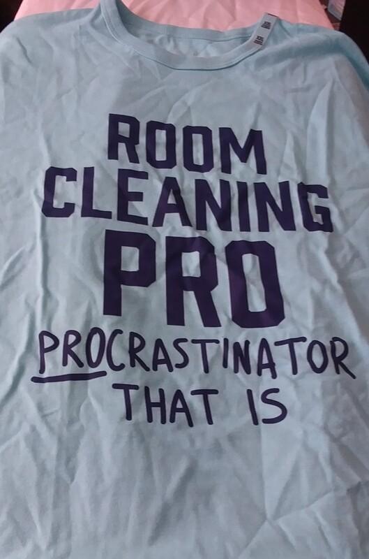 Youth Procrastinator Shirt