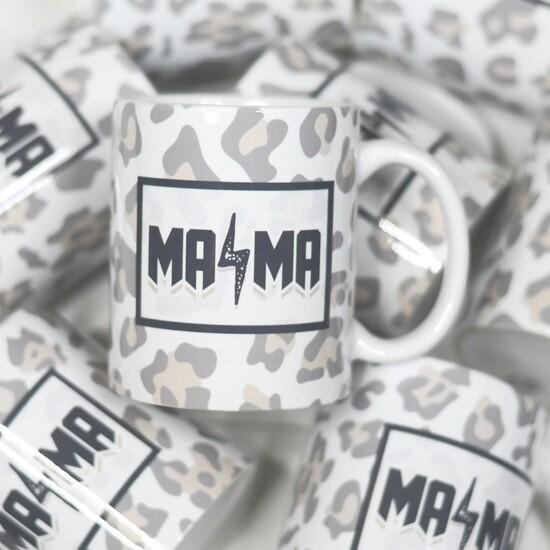 Mama Leopard Mug