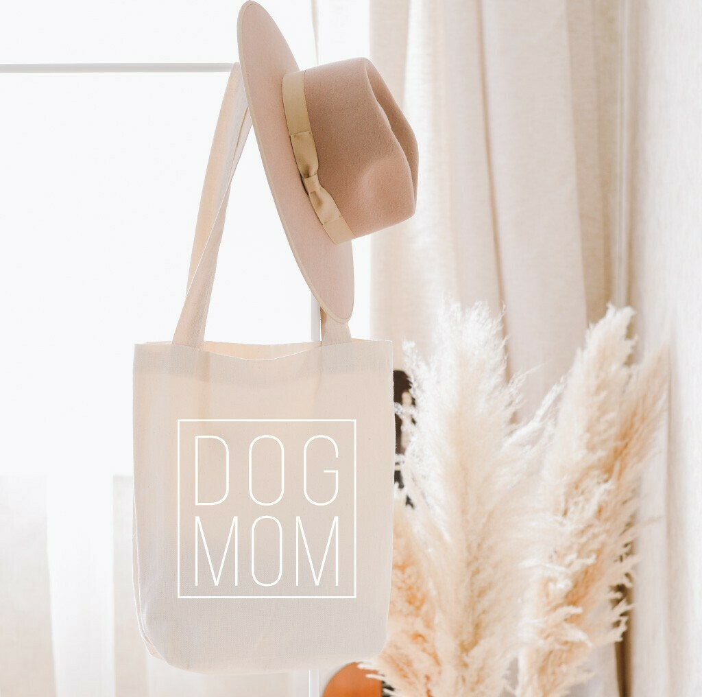 Dog Mom Tote