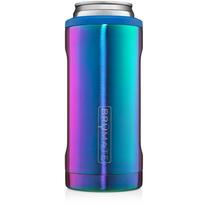 Brumate Slim, Rainbow Titanium
