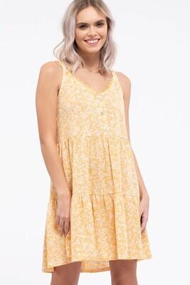 Honey Floral Dress