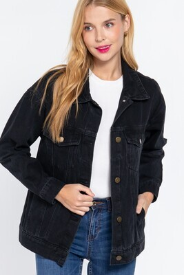 Maci Denim Jacket
