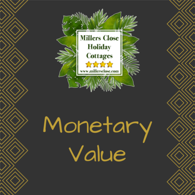 Monetary Value Voucher