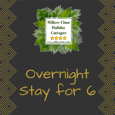 Overnight Stay for 6