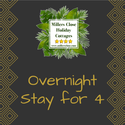 Overnight Stay for 4