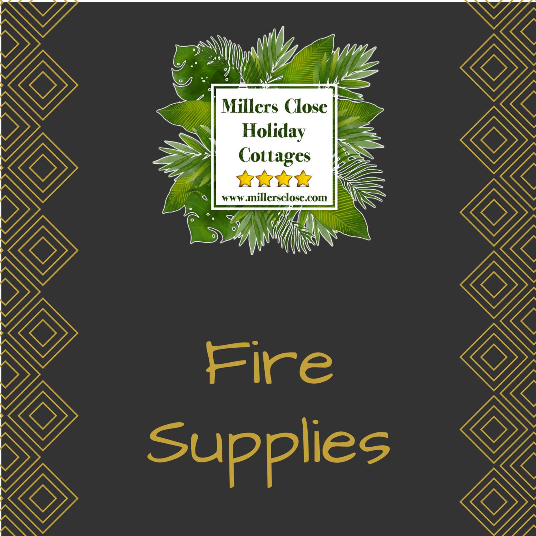 Fire Supplies