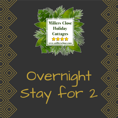 Overnight Stay for 2