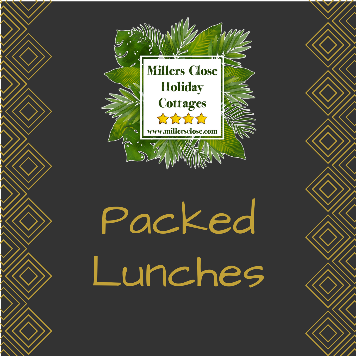 Packed Lunch (Per Person)