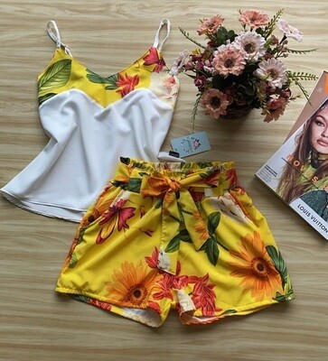 Tropical Sunflower Set