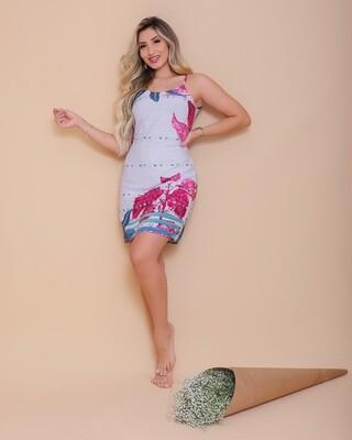 Tropical Vibes Dress