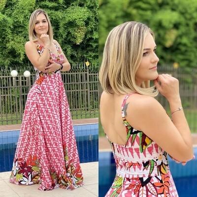 Vacation Vibes Maxi Dress