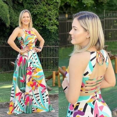 Paradise Vibes Maxi Dress