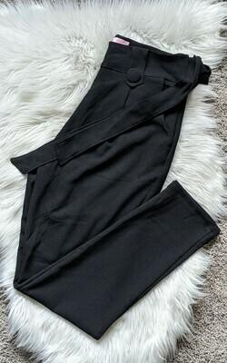 Brazilian Black Casual Pants