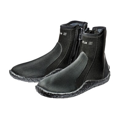 DELTA DIVE BOOT, 5MM, BLACK