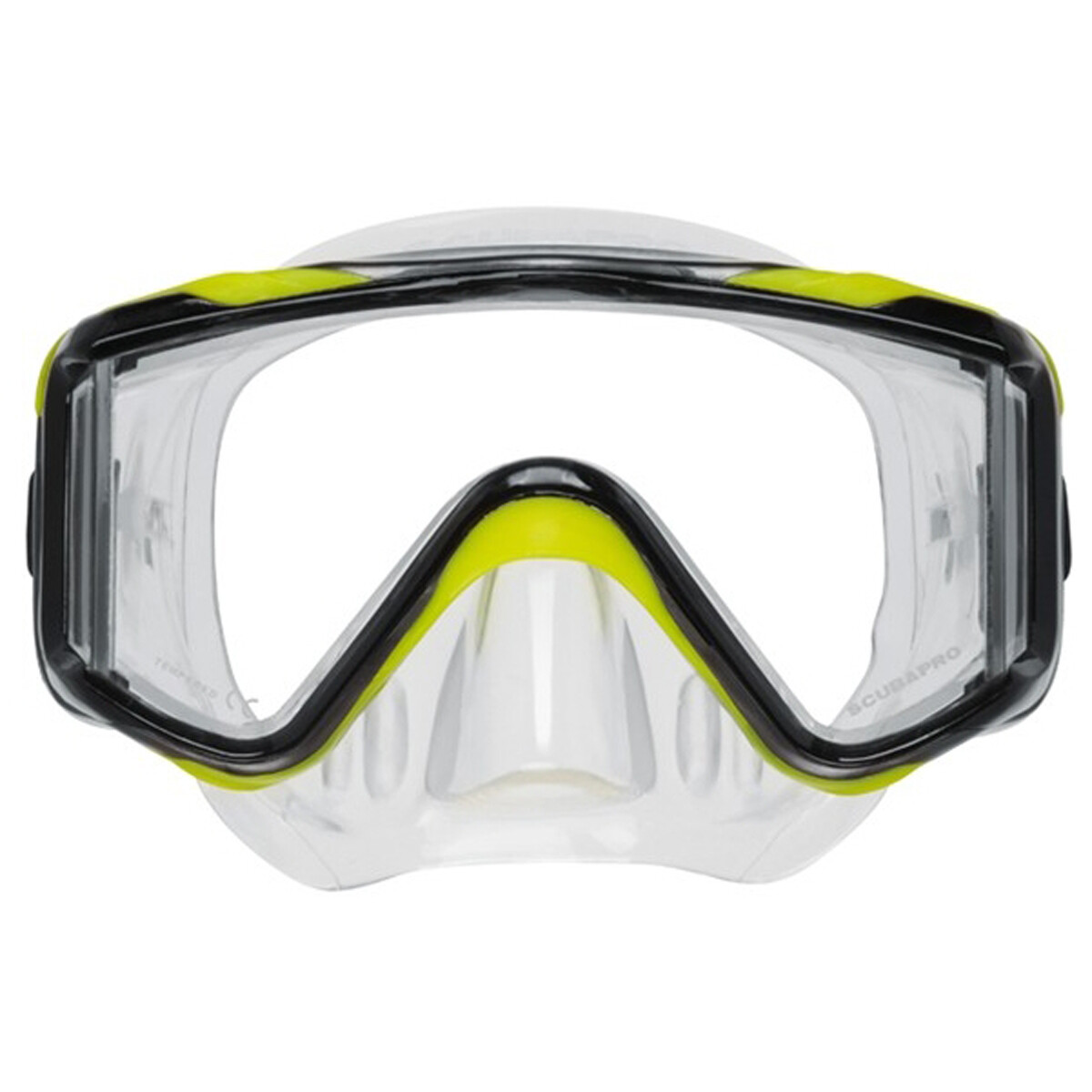 CRYSTAL VU PLUS DIVE MASK, W/OUT PURGE
