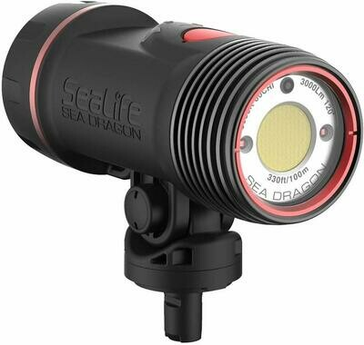 Sea Dragon 3000F Auto UW Photo Video Light (Head Only)