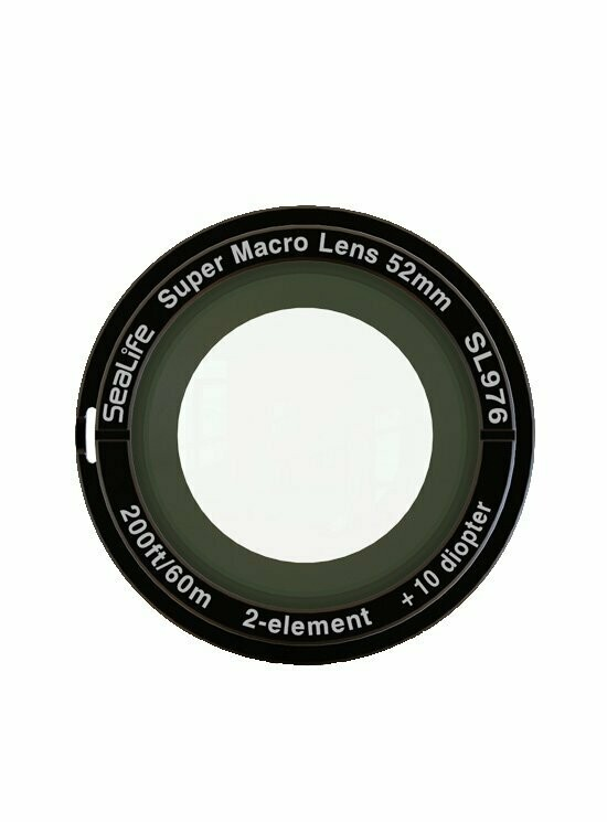 Super Macro Lens for DC series
