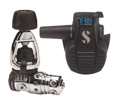 MK25 EVO/D420 Dive Regulator System
