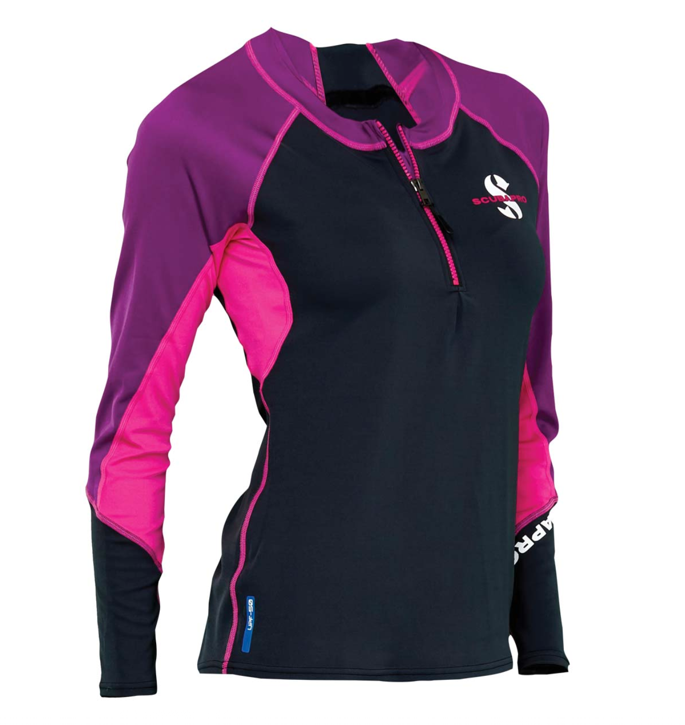 UPF 50 Channel Flow, Long Sleeve, Women