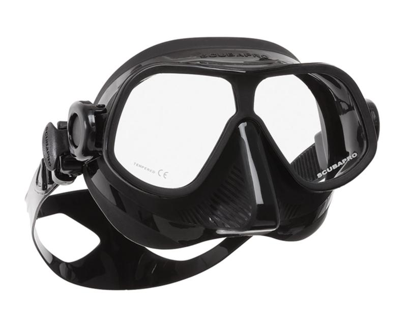 Steel Comp Mask