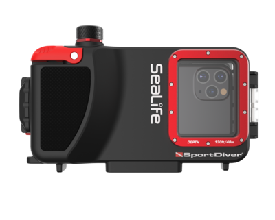 SportDiver Underwater housing for iPhone
