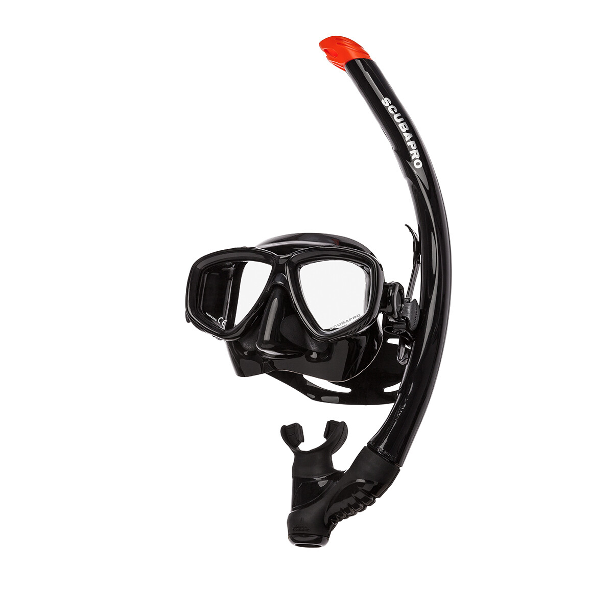Ecco mask w/ snorkel