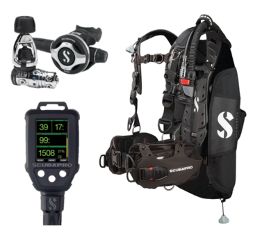 Great White Gear Package