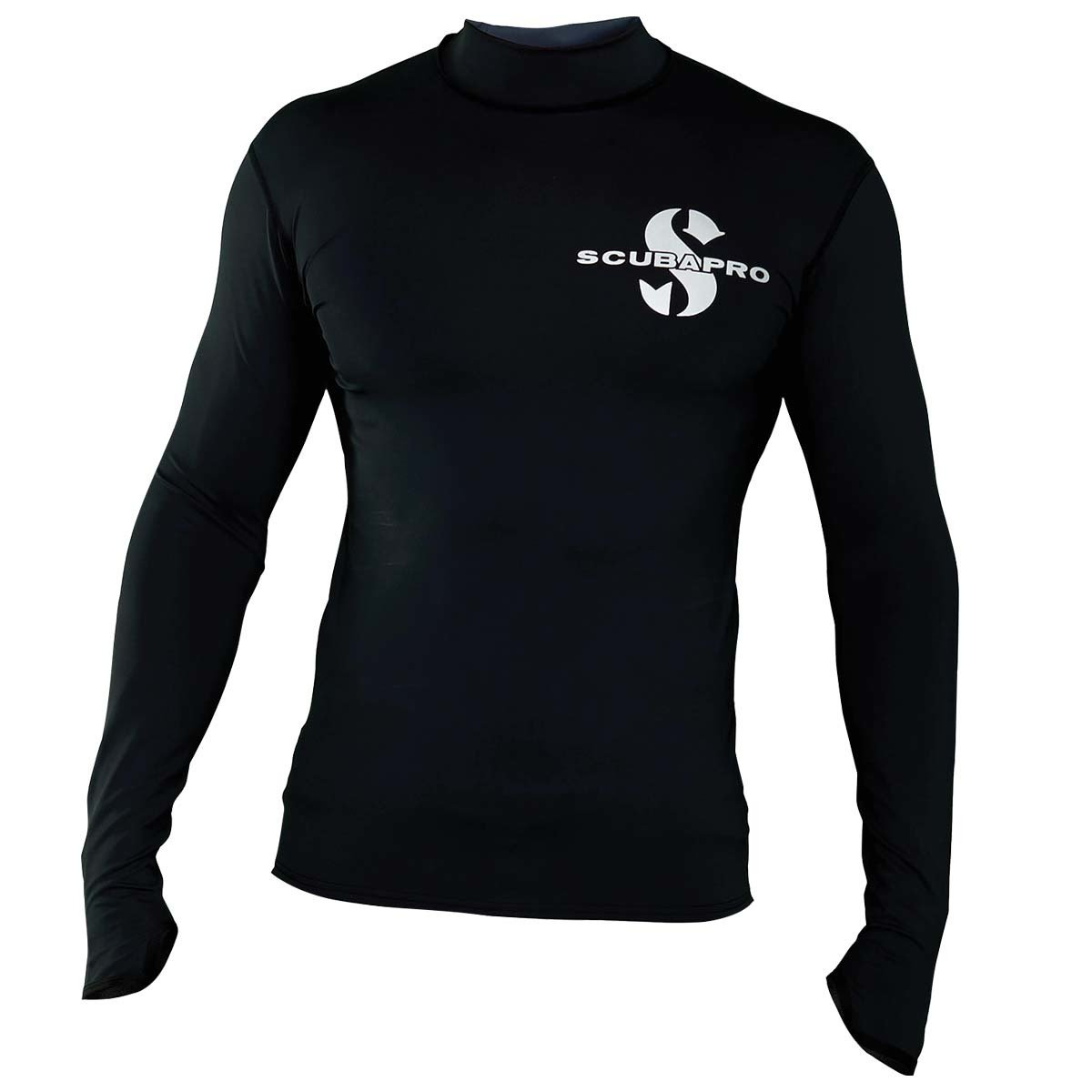 UPF 50 SWIM LONG SLEEVE RASH GUARD, MEN