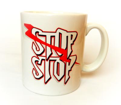 StOp,sToP! Mug