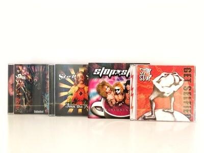 StOp,sToP! CDs