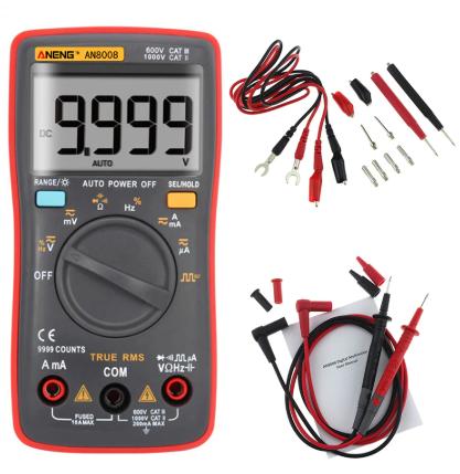 Digital Multimeter Kit - Clearance