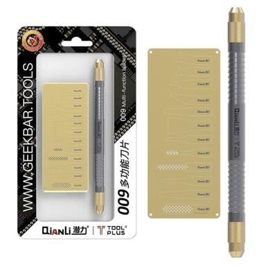 QianLi 009 Gold Multiblades-- Heavy Duty Style